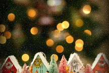 decorate: christmas and snow / by daisyeyes handmade