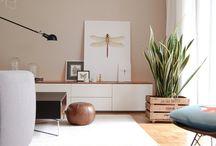 Renovierung - Wohnzimmer
