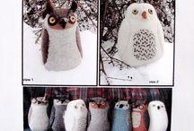 Owls / by Elizabeth Young