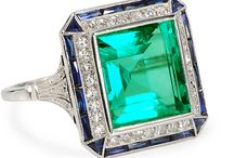 Deco / Art Deco jewelry and watches