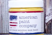 Amaizeing / Projects, inspiration all using Amaizeing chalk/mineral/clay based paint by us - American Paint Company.