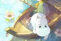 Pics from Moominvalley