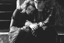 Harry & Hermione / Here you will find photos from the relationship between Harry and Hermione from Harry Potter.