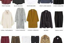 MoodBoard Wardrobe