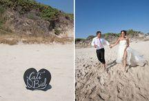 """Trash the Dress / Fotos de diferentes post nupciales en los que s'han animado a realizar un """"tras the dress"""""""