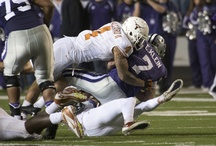 Texas Football at K-State [Dec. 1, 2012] / Longhorns 24, Wildcats 42