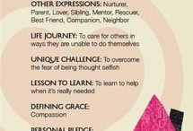 Caregiver archetype