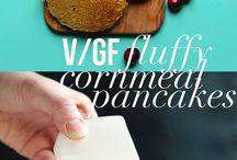 Pancakes Vegan/Gluten Free