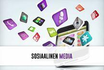 SoMe Studio Maria Rajakallio / SoMe Studio on sosiaalisen median konseptointi, konsultointi, koulutus ja toteutustoimisto.