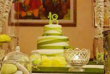 green party / uno splendido party per festeggiarei 18 anni in una location inebriante : le cantine