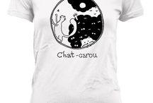 T-Shirt Designs by Sasha Endoh