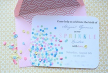 Baby Shower / by Trista Bullinger