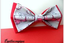 Bow ties everyday / Keep calm and were a Papillon magique bow tie!