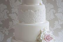 Wedding Cakes and Ideas