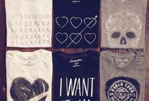 Graphic tees please / by Gina Braca