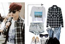 Kpop-fashion