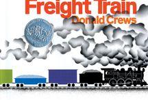Our favorite train books
