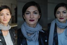 Mara Radulescu before and after makeup / Pictures of my clients, before and after so the transformation is visible.