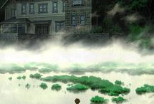 """When Marnie was there~Ghibli / """"You are my precious secret.  I haven't spoken to anybody of it and I won't from now on, because you know, if someone knew, it would only come ruined all.  Please, promise me: our friendship will remain a secret between us, for all eternity.""""  directed by Hiromasa Yonebayashi (2014)"""