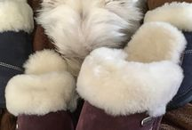 comfortable shoes/slippers