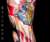 tattoos / by Clifford Carr