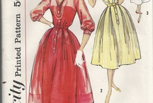 1950s Sewing Patterns / by Cloes Closet