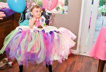 Madison's 1st Birthday Ideas!!