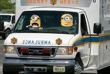 ambulance humor