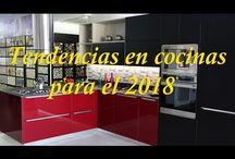 Tendencias En Cocinas Para El 2018