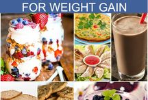 Weight Gain recipes