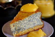 Poppy seed cakes / #poppyseed #mohnkuchen #poppy #mohn #delicous #cake