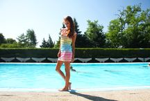 Pool Party / Cotton beach, pool, summer night life party dresses. In assorted colours