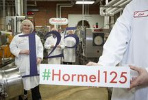 Building on Our Legacy / Uniting more than 20,000 people worldwide, this commemorative event provides an opportunity to reflect upon the rich heritage of Hormel Foods and to celebrate what's next — another 125 years of elevating the everyday.