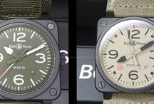Nuevos Bell & Ross Military Type y Desert Type