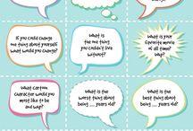{Children} Family Conversations