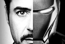 Iron man: Tony Stark