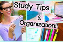 study motivations♥ / Helpful study tips & motivations! :)