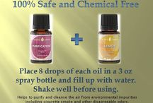 essential oils / by Anna Irby