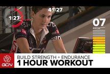 Workout spinning