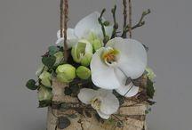 centura cu flori