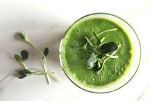 microgreen smoothies