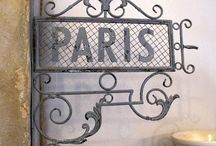 Je t'aime Paris / by Susanna