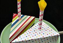 Cake - postre - dortík