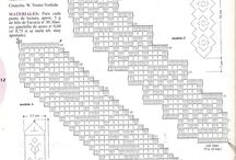 Marca páginas - Crochê