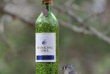 Bottle Reuse / The Willett Pot Stil Bottle is one of a kind. Once you've finished the last drop, put it back to use!