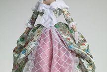Tonner, Wentworth & Matisse dolls / Tonner- and Wentworth dolls, Matisse dolls