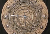 Джут, мешковина, пробка / Изделия из мешковины, джута, пробки, веревки и способы их применения.