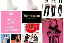 BUY JUICY COUTURE HERE!!!! / Love Juicy Couture? Deals? Here is your dream comes true! Shop Juicy Couture tracksuits, bags, shoes and more for the great price! http://stores.ebay.com/onlymegadeal