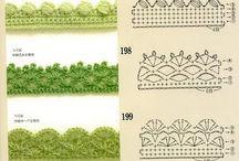 háčkování - vzory / háčkování, vzory, návody, inspirace