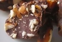 Homemade Candies and goodies / by Robyn Murphey-Hjort